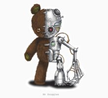 Mr Snuggles by Chris Harrendence