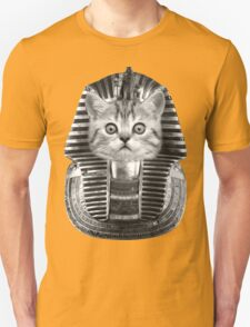 Pharaoh Kitteh Unisex T-Shirt