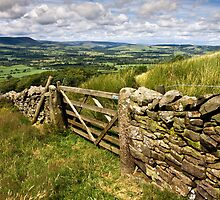 The Lancashire countryside by Shaun Whiteman