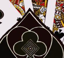 Royal Flash Sticker