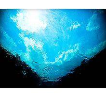 Under the Ocean Photographic Print