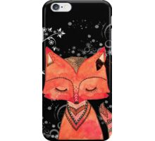CUTE FOX iPhone Case/Skin