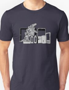 When Print Ruled The Earth T-Shirt