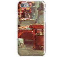Street Food in Beijing iPhone Case/Skin