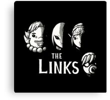 the links Canvas Print