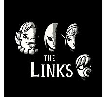 the links Photographic Print