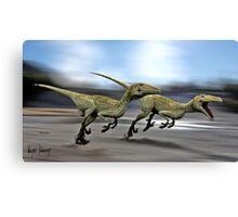 RAPTOR HUNT Canvas Print