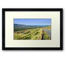 Kerry Road Framed Print