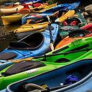 Kayaks by MDossat