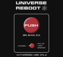 Universe Reboot by Samuel Sheats