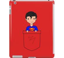 Pocket Supes iPad Case/Skin