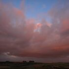 Cloud Waves by GlennB