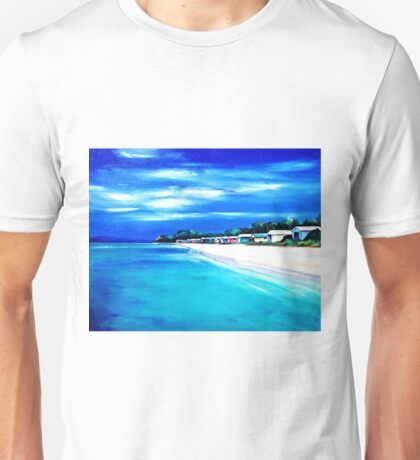 Mornington Peninsula Local Beach Unisex T-Shirt