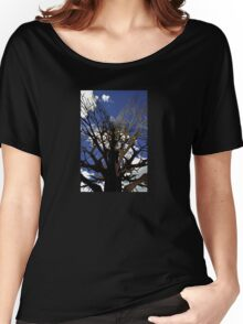 The Rusty Tree Women's Relaxed Fit T-Shirt