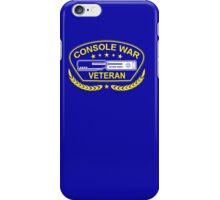 Console War Veteran iPhone Case/Skin