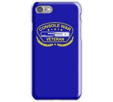 Console War Veteran iPhone Case/Skin