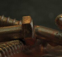 I love the screw, its so helpfull. by tiggertastic