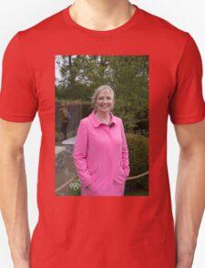 Carol Kirkwood BBC Weather presenter Unisex T-Shirt