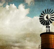 Windmill by Colleen Drew