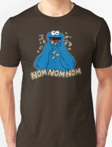 Cookie Nom Funny Humor Hoodie / T-Shirt T-Shirt