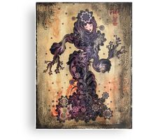 Luscious in the Dance Metal Print