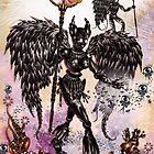 Obsidian Angels by Kristian Olson
