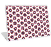 Captain America Shield Laptop Skin