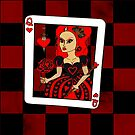 queen of hearts  by grostique