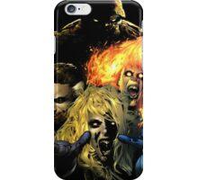 Fantastic Four Zombie iPhone Case/Skin