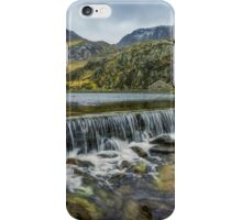 Llyn Ogwen Weir iPhone Case/Skin