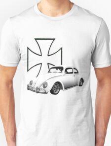 Iron Cross VW Bug Unisex T-Shirt