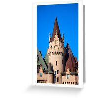 Chateau Laurier - Ottawa, Canada Greeting Card