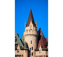 Chateau Laurier - Ottawa, Canada Photographic Print