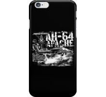 AH-64 Apache iPhone Case/Skin