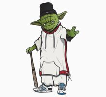 Yoda is swagging Kids Clothes