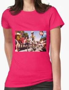 Alberto Contador Womens Fitted T-Shirt