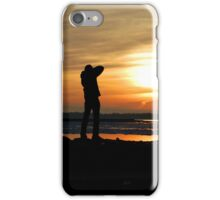 Catching Some Rays iPhone Case/Skin