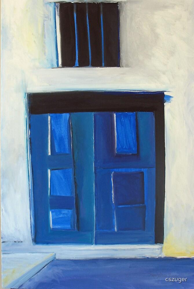 Greek Portals by cszuger