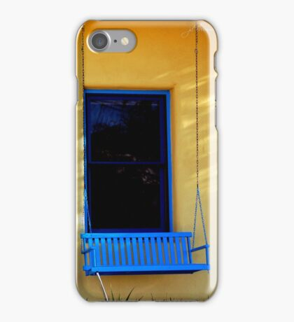 Rest Stop iPhone Case/Skin