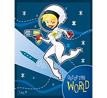 Out of This World! Photographic Print