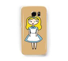Alice In Wonderland (Concept Art) Samsung Galaxy Case/Skin