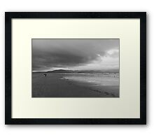 Inch Strand, County Kerry. Framed Print