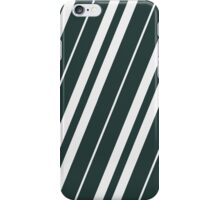 Slytherin House Stripes iPhone Case/Skin