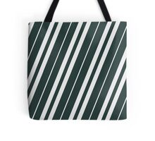 Slytherin House Stripes Tote Bag