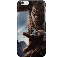 Fantastic Four The Thing iPhone Case/Skin