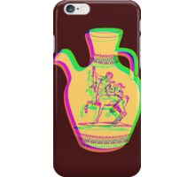 Greek Vase 3 iPhone Case/Skin