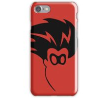 Freak Superhero Silhouette iPhone Case/Skin