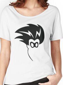 Freak Superhero Silhouette Women's Relaxed Fit T-Shirt
