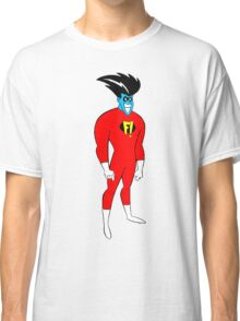 F! Superhero Classic T-Shirt