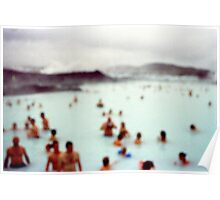 After Party at the Blue Lagoon Poster